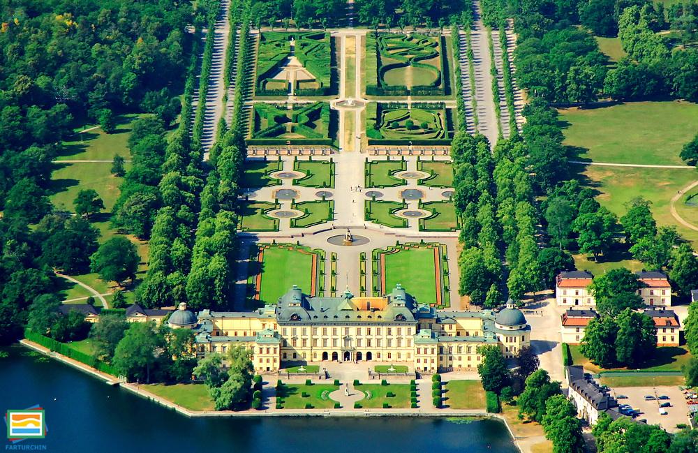 میراث جهانی یونسکو: ملک شاهانهی دروتنینگهلم