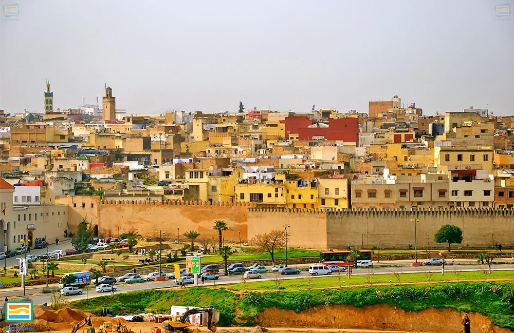 میراث جهانی یونسکو: شهر مکناس